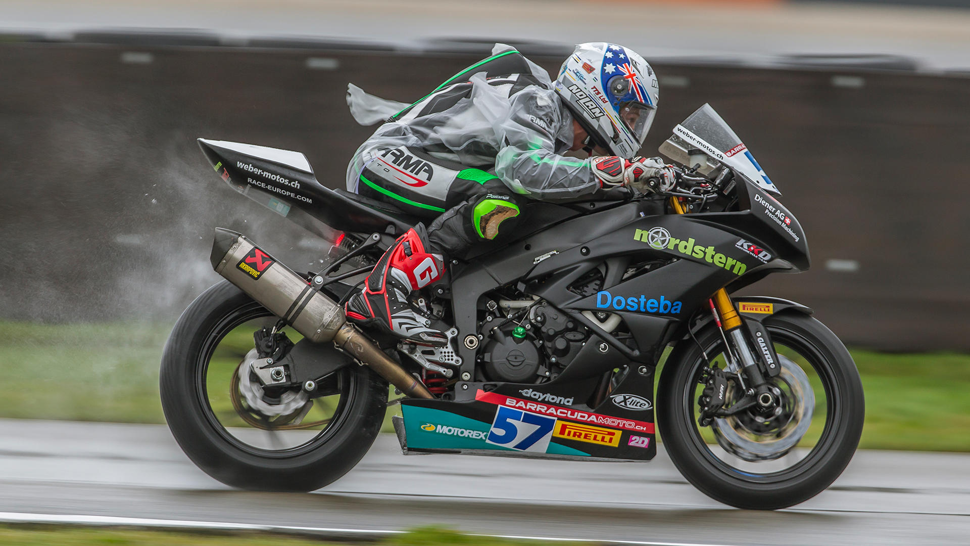 Bilder vom 2. Qualifying der IDM Supersport 600 am Samstag in Assen.
