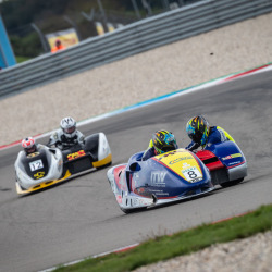 Assen 2018 - Sidecars Qualifying