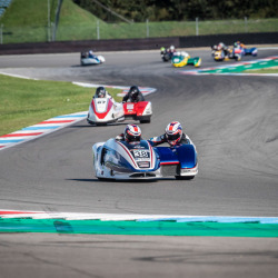 Assen 2018 - Sidecars Trainings