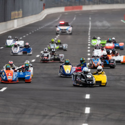 Lausitzring 2018 - Sidecars Rennen 1