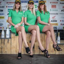 Oschersleben 2018 - Grid Girls