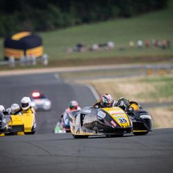 Schleiz 2018 - Sidecars Rennen 1