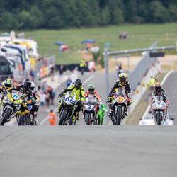 Schleiz 2018 - SSP300 Rennen 1