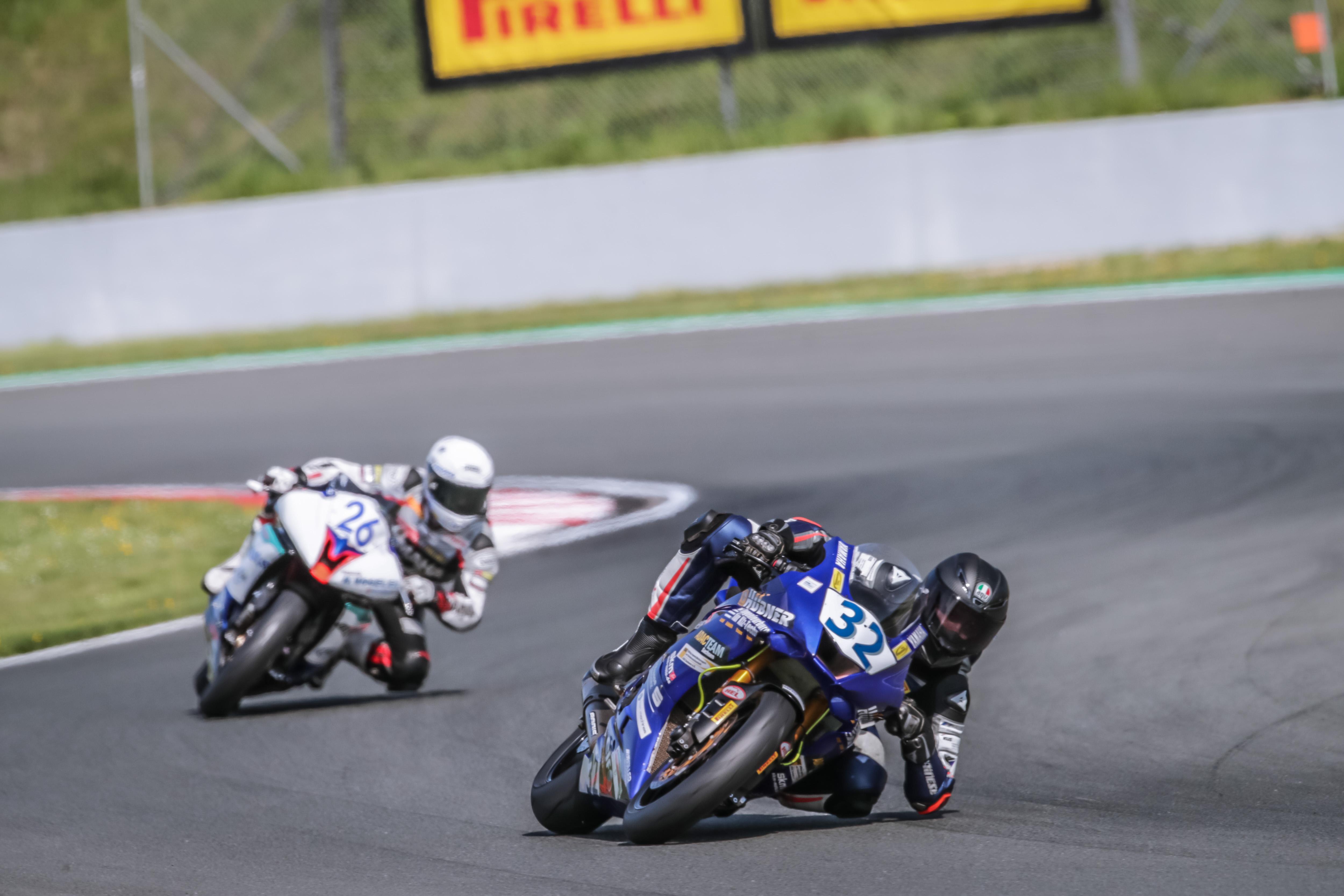 IDM Supersport 600: Sachsen-Sieg im ersten Rennen