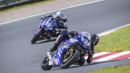 IDM Supersport 600: Enderlein Trainings-Schnellster