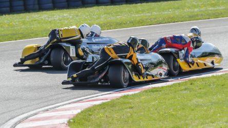 IDM Sidecar: Doppelsieg für den Ex-Weltmeister
