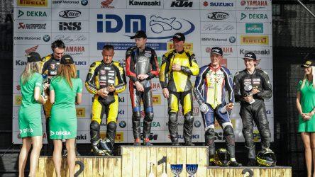 IDM Sidecar: Streuer gewinnt das Auftaktrennen in Oschersleben
