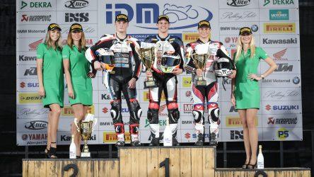 IDM Superbike 1000 : Ein Auto für Auftakt-Sieger Mackels