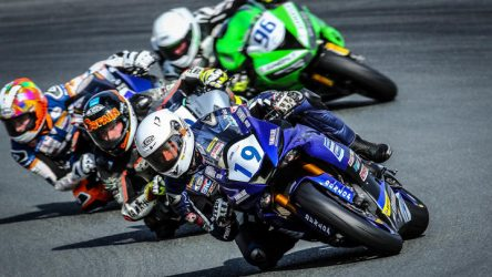 IDM Supersport 600 in Hockenheim 2017