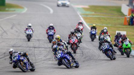 Stocksport-Wertung für ehemalige R6-Cup-Fahrer