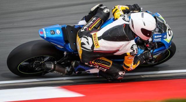 """IDM Superbike 1000:  Toni Finsterbusch – """"Will bester Suzuki-Fahrer sein"""""""