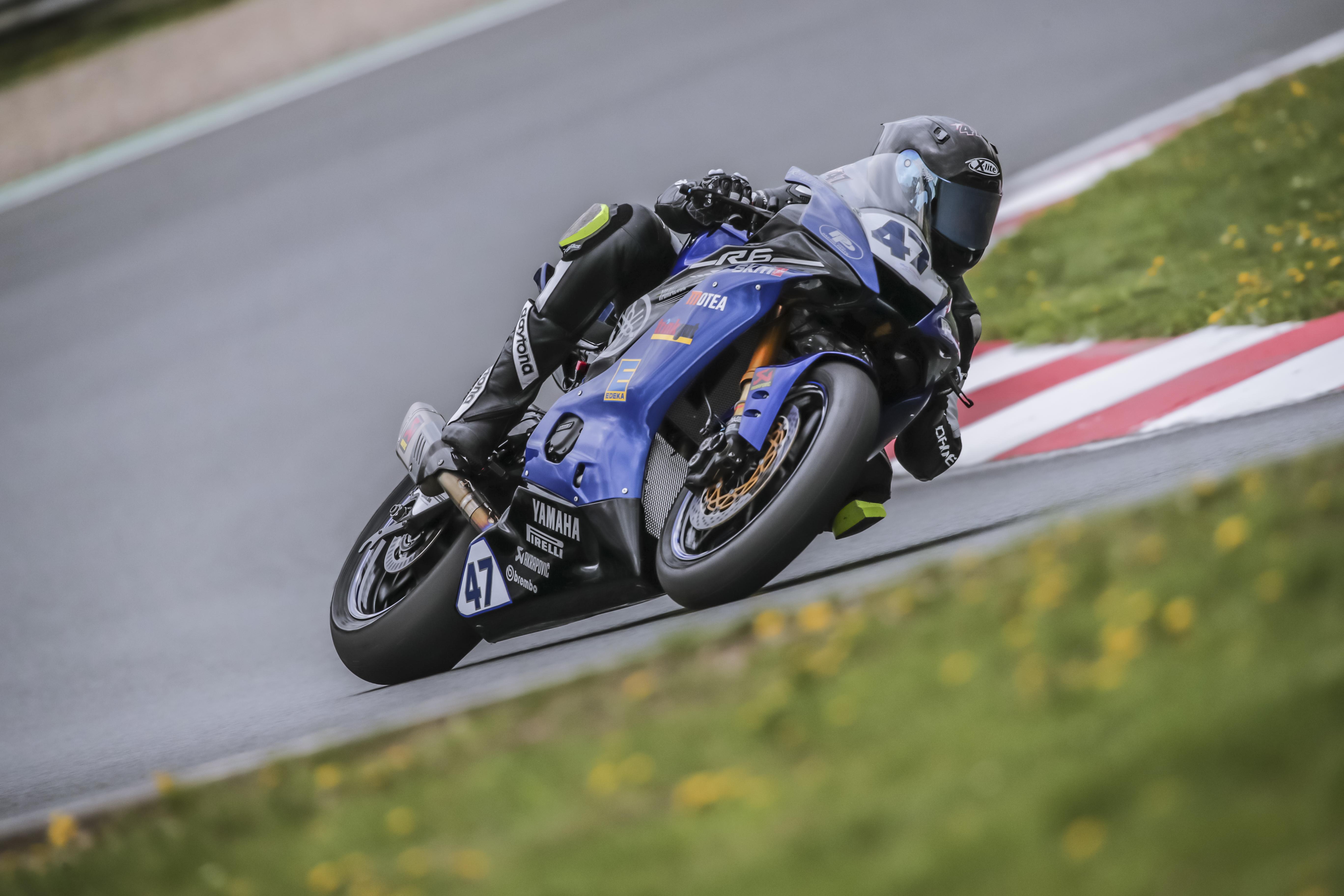 IDM Supersport 600: Fährt Buchner aus dem Schatten heraus?