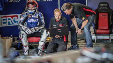 IDM Superbike 1000: de Boer wirft bei Yamaha MGM hin
