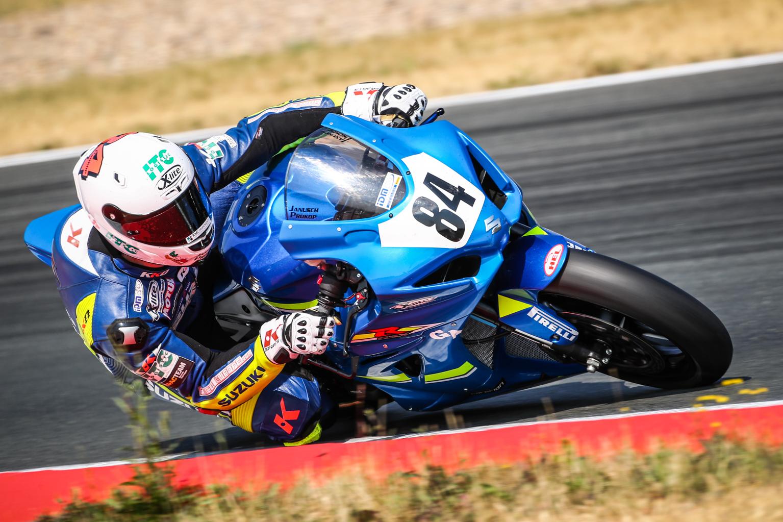 IDM Superbike 1000: Suzuki Alber-Bischoff im Wechselbad der Gefühle