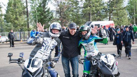 """IDM Superbike 1000: """"Wahnsinnsfahrt"""" von Lucy Glöckner"""