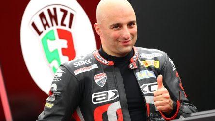 IDM Superbike 1000: Yamaha MGM holt Lorenzo Lanzi