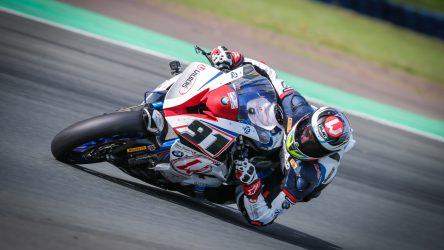IDM Superbike 1000: Keine Bauchschmerzen bei Wilbers-BMW