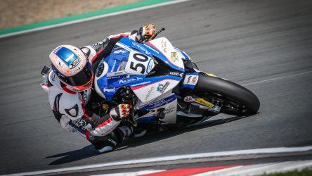 IDM Superbike 1000: Mikhalchik mit Bestzeit beim Zolder-Test