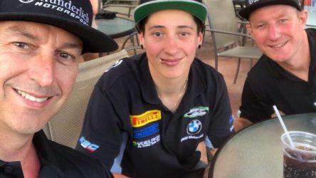 IDM Superbike 1000: Lucy Glöckner – der Berg ruft!