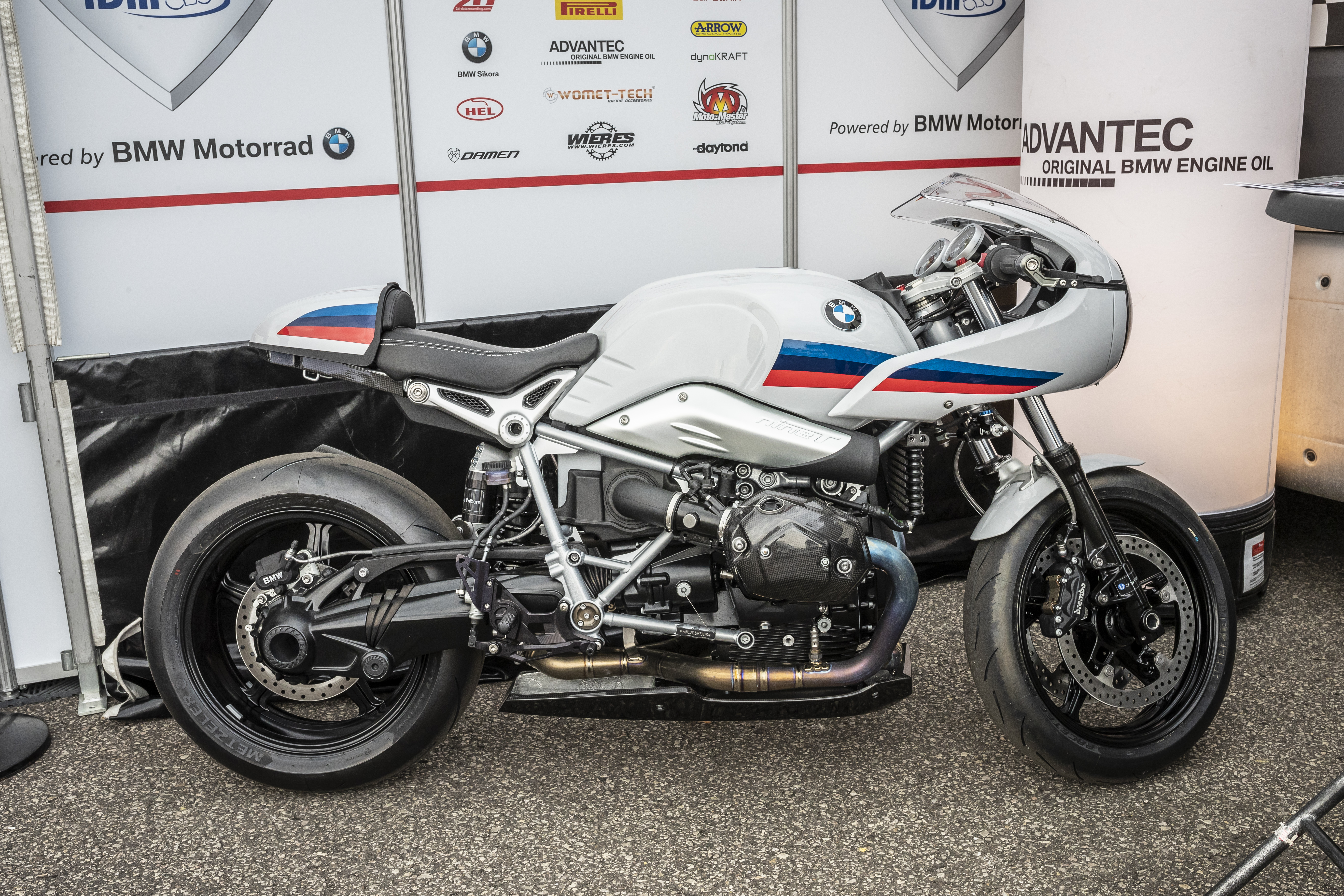 IDM: Kein BMW BoxerCup in 2018