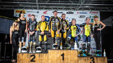 IDM Sidecar: Sattler/Neubert mit Spitzenzeiten souverän zum Samstagssieg