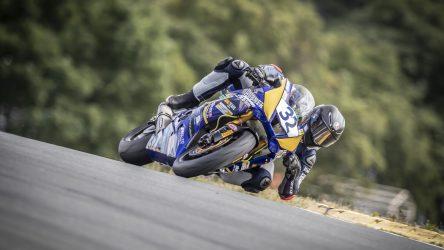IDM Supersport 600: Enderlein siegt im ersten Lauf nach großem Favoritenausfall