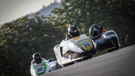 IDM Sidecar: Sattler ist Trainingsbester, Kretzer lauert im Windschatten