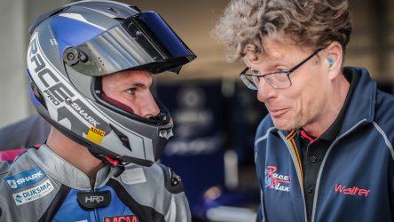"""IDM Superbike 1000: Kein Ersatzfahrer bei Yamaha MGM in Zolder, """"Bobster"""" muss es richten"""