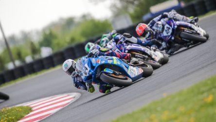 IDM Superbike 1000: Kawasaki Weber Motos und Suzuki Alber-Bischoff nicht in Schleiz