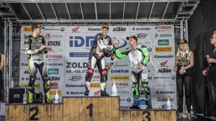 IDM Superbike 1000: Mackels-Sieg heizt den Kampf an der Spitze neu an
