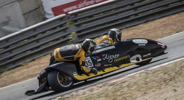IDM Sidecar-Update: Sattler bleibt in der Samstags-Wertung, Sonntags-Entscheidung vor Sportgericht
