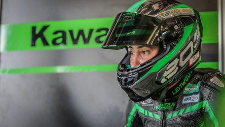 IDM Superbike 1000: Es geht nicht – vorzeitiges Saison-Aus für Lucy Glöckner