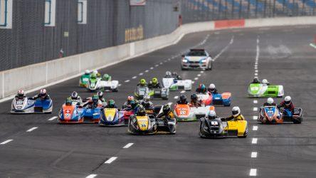 IDM Sidecar: Start-Ziel-Sieg für Streuer/Daalhuizen, aber Titelverteidigung?