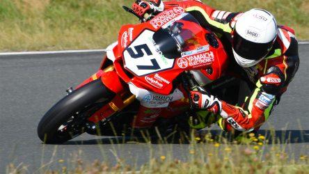 IDM Superbike 1000: Kevin Sieder und Sepp Buchner behalten die Nerven