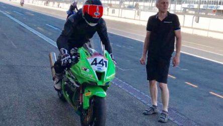IDM Suberbike 1000: Weber Motos und Danny de Boer – so lief der erste Test