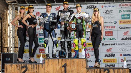IDM Supersport 600: Buchner gewinnt erstes Rennen und Wahr kämpft um jeden Punkt