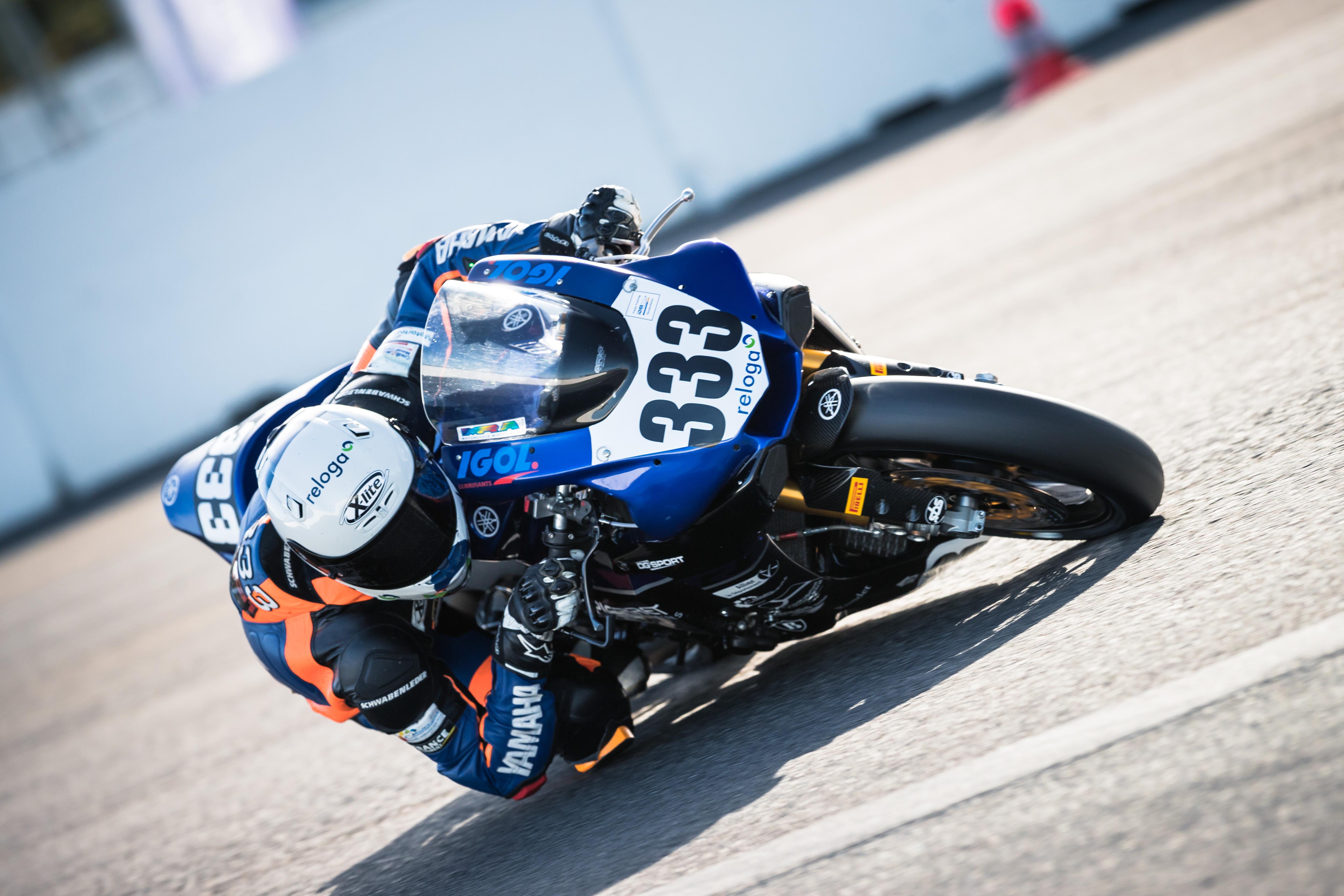 IDM Superbike 1000: BMW-Titelkonkurrenten liegen nur 0,277 Sekunden auseinander