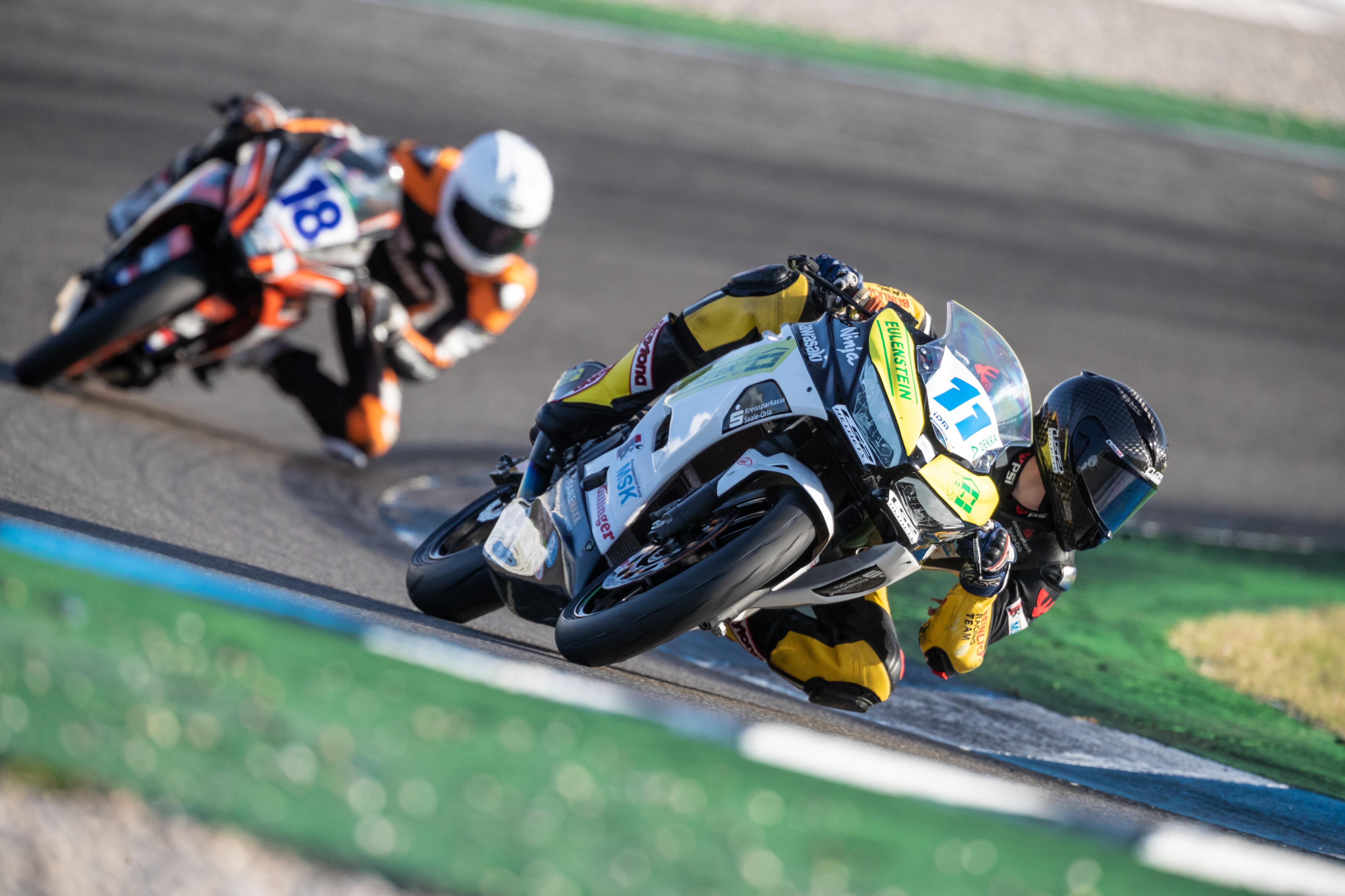 IDM Supersport 300: Troy Beinlich verliert nach Ergebniskorrektur den zweiten Platz
