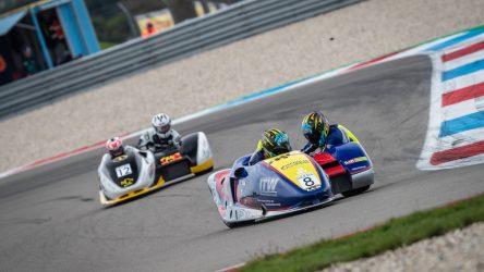 IDM Sidecar: Kretzer/Bosch fahren im Assen-Qualifying die schnellste Zeit