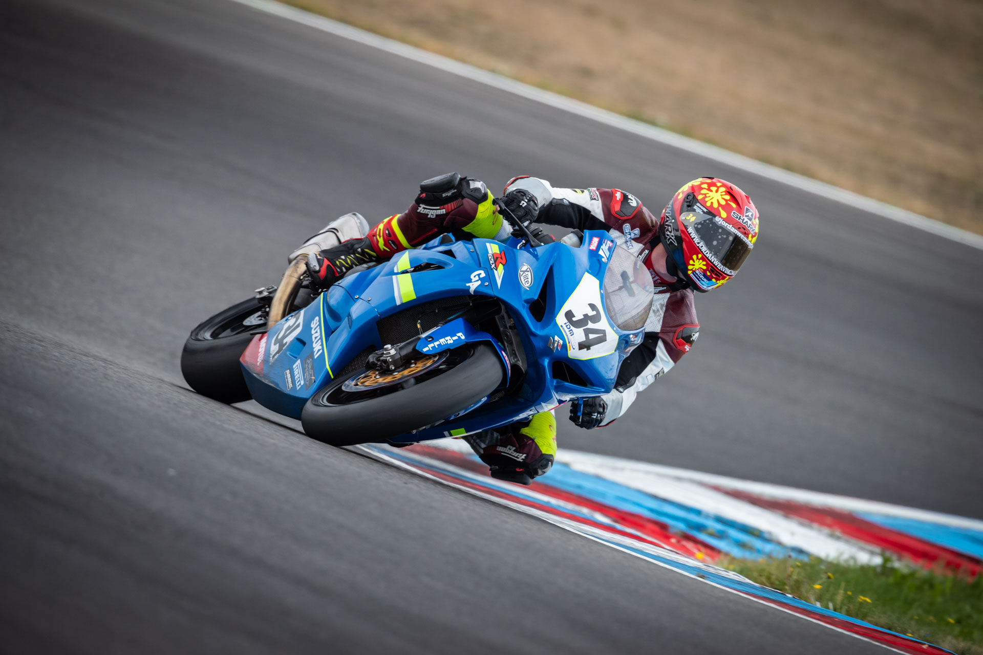 IDM Superbike 1000: Suzuki Alber-Bischoff zieht die Saison mit Jordan Weaving bis zum Ende durch