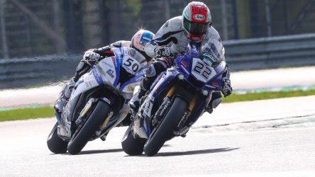 IDM Superbike 1000: MGM arbeitet schon am Lanzi-Einsatz beim Hockenheim-Finale