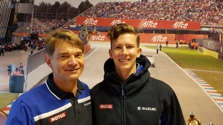 IDM Superbike 1000: Wirr-Warr bei Suzuki Alber-Bischoff, jetzt fährt Marco Nekvasil
