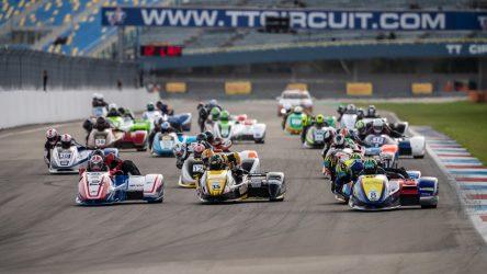 IDM Sidecar: Sattler/Neubert siegen im Samstags-Rennen und holen auf