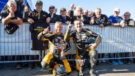 IDM Sidecar: Josef Sattler/Uwe Neubert sind die IDM-Champions 2018