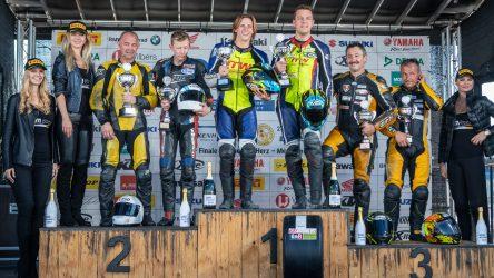 IDM Sidecar: Kretzer/Bosch verabschieden sich mit einem Doppelsieg