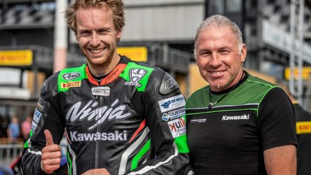 IDM Superbike 1000: Back to the roots – Matthias Neukirchen macht Danny de Boers Kawasaki flott