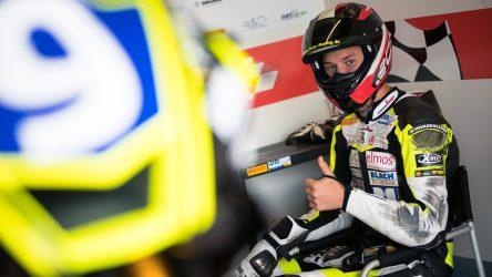 IDM Superstock 600-Cup: Ist Sieger Marco Fetz der Nachwuchs-Superbiker bei Wilbers-BMW?