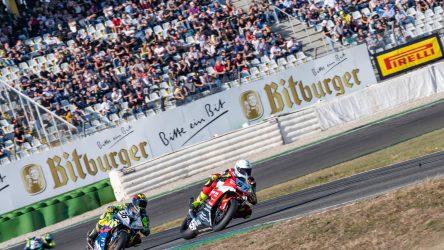 IDM Superbike 1000: Die Akte Kevin Sieder ist bei Bikerbox Racing vorerst geschlossen