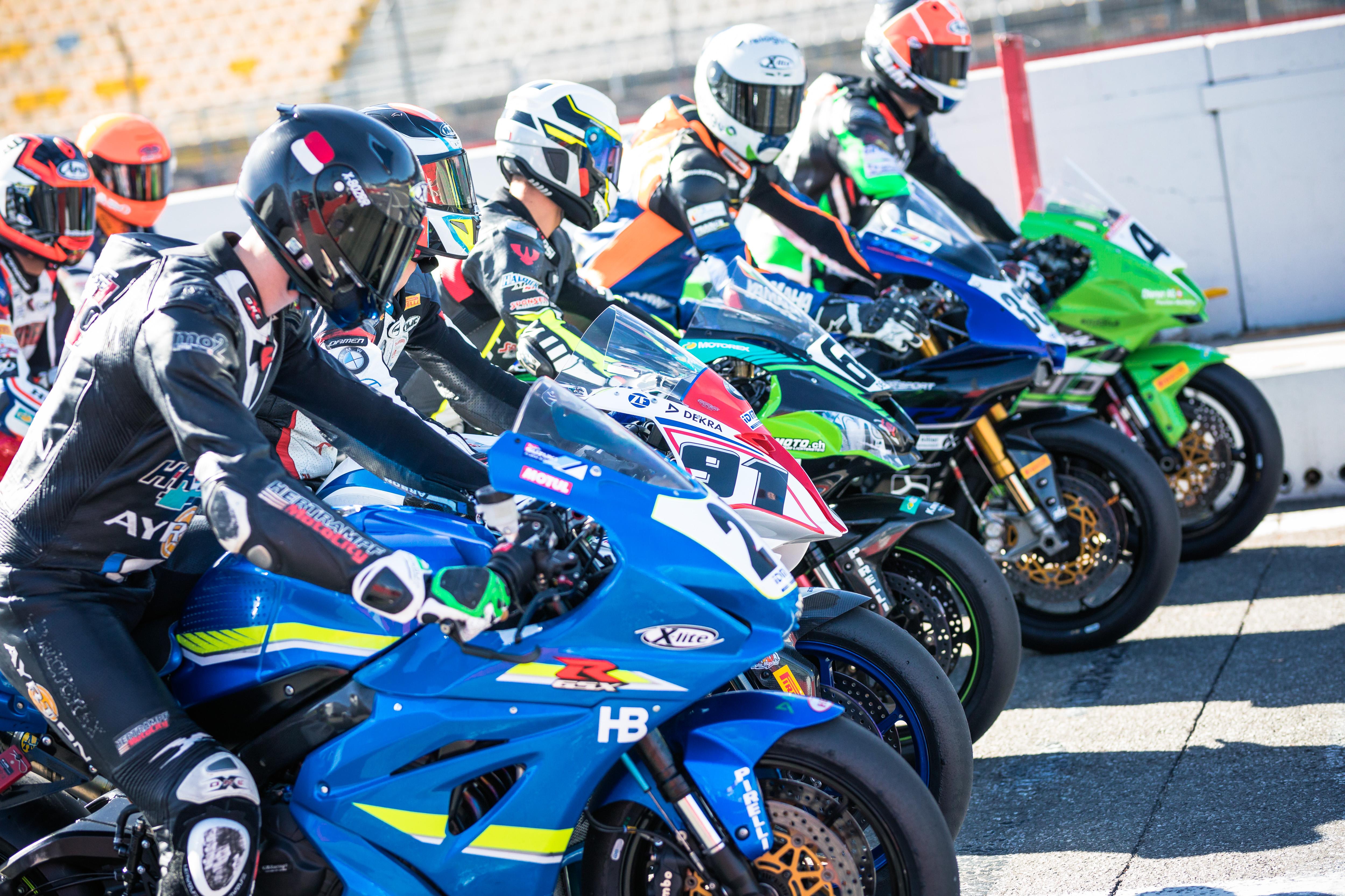 IDM 2019: Motorradrennsport im Sinne der Fans, zwei Termine geändert