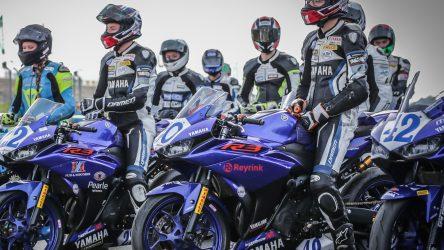 IDM Supersport 300/Twin Cup: bLU cRU-Konzept von Yamaha ab sofort auch in Deutschland